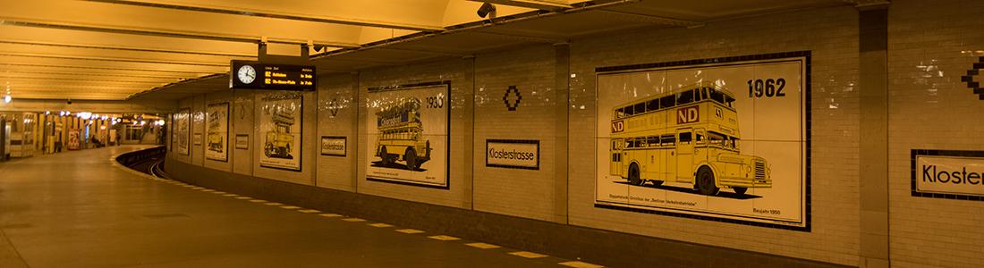 Alt: U-Bahnhof