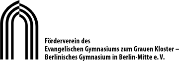 Förderverein Graues Kloster Mitte Logo